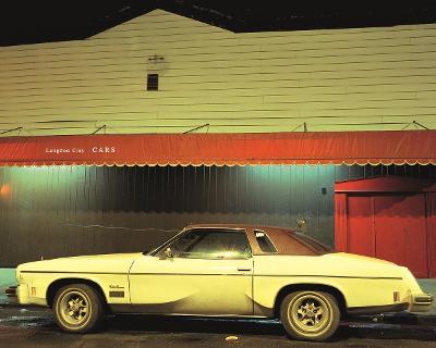Langdon Clay: Cars book