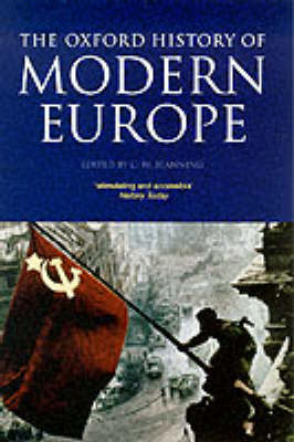 Oxford History of Modern Europe by T. C. W. Blanning