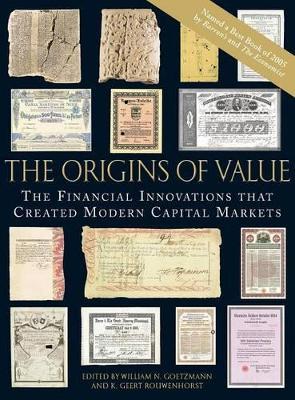 Origins of Value by William N. Goetzmann