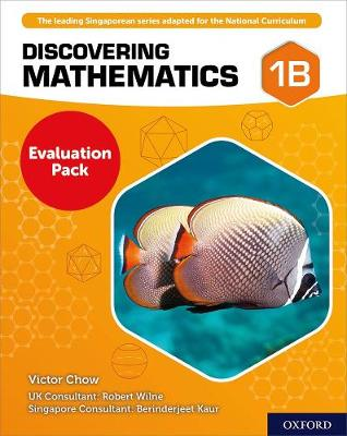 Discovering Mathematics Evaluation Pack by Victor Chow