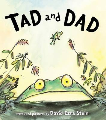 Tad and Dad book