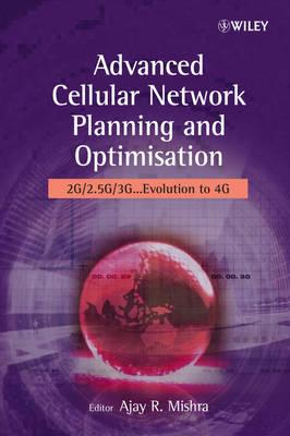 Advanced Cellular Network Planning and Optimisation book