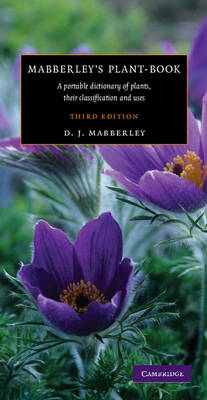 Mabberley's Plant-book book