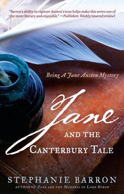 Jane and the Canterbury Tale by Stephanie Barron