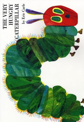 The Very Hungry Caterpillar (Big Book) by Eric Carle