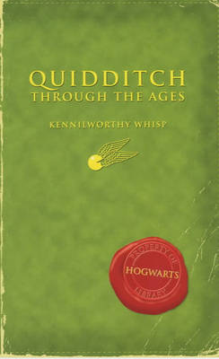 Comic Relief: Quidditch Through the Ages by J. K. Rowling