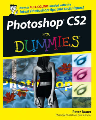 Photoshop CS2 For Dummies book
