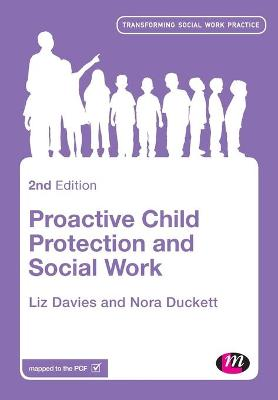Proactive Child Protection and Social Work by Liz Davies