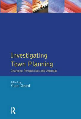 Investigating Town Planning book