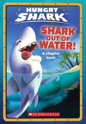 SHARK OUT OF WATER! #1 book