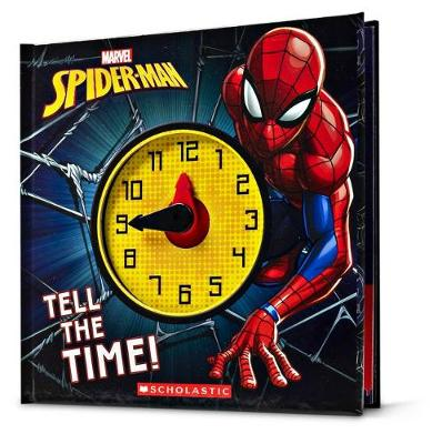 Spider-Man: Tell The Time! (Marvel) book