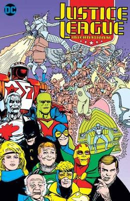 Justice League International Book 1: Born Again by Keith Giffen
