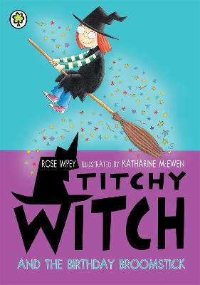Titchy Witch: The Birthday Broomstick book