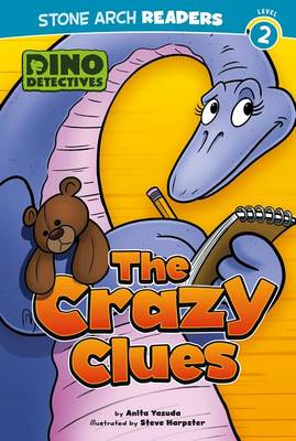 The Crazy Clues by Anita Yasuda