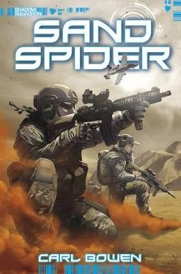 Sand Spider by Carl Bowen