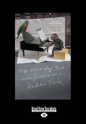 Try Whistling This by Andrew Ford