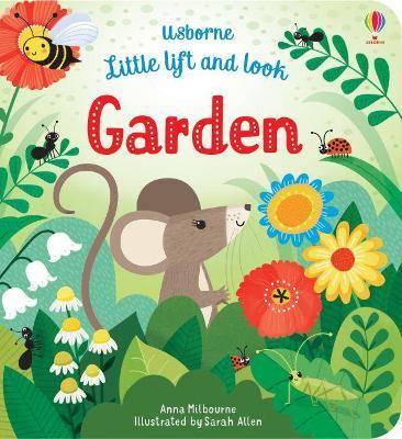 Little Lift and Look Garden book