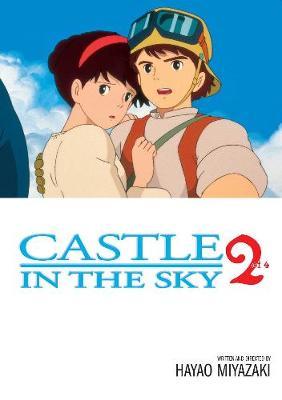Castle In The Sky, Vol. 2 by Hayao Miyazaki