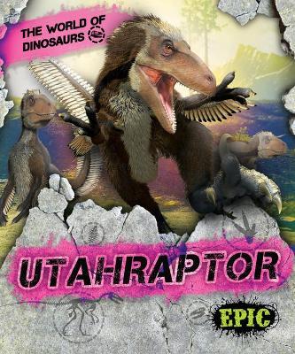 Utahraptor book