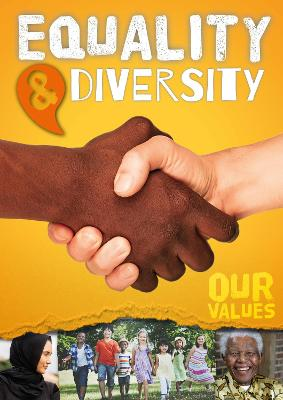 Equality and Diversity book