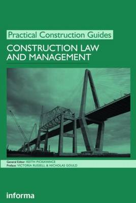 Construction Law and Management book