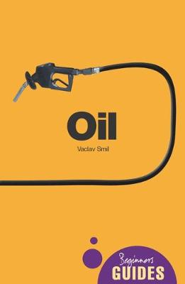 Oil by Vaclav Smil