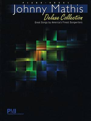Johnny Mathis Deluxe Collection book