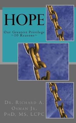 Hope by Dr Richard a Osman Jr