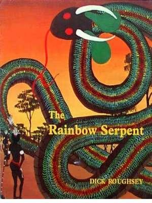 Rainbow Serpent Oe by Percy Trezise