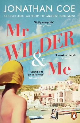 Mr Wilder and Me book