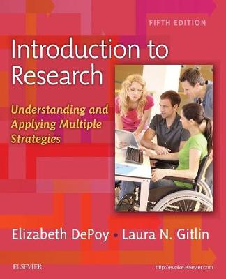 Introduction to Research by Elizabeth DePoy