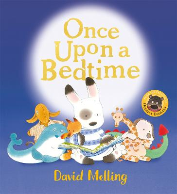 Once Upon a Bedtime by David Melling