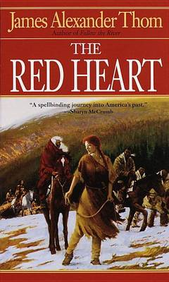 Red Heart by James Alexander Thom