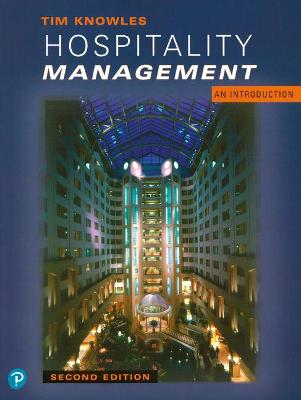 Hospitality Management: An Introduction by Tim Knowles