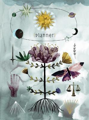 Practical Magic 18-Month Undated Planner by Katie Vernon