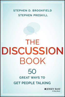 The Discussion Book by Stephen D. Brookfield