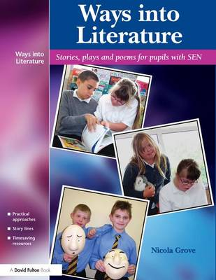 Ways into Literature book