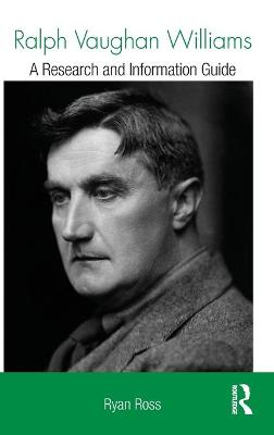 Ralph Vaughan Williams by Ryan Ross