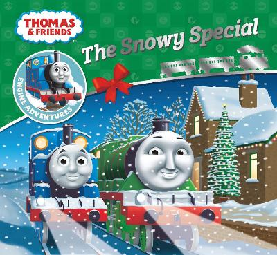 Thomas & Friends: The Snowy Special by Egmont Publishing UK