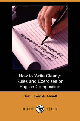How to Write Clearly book