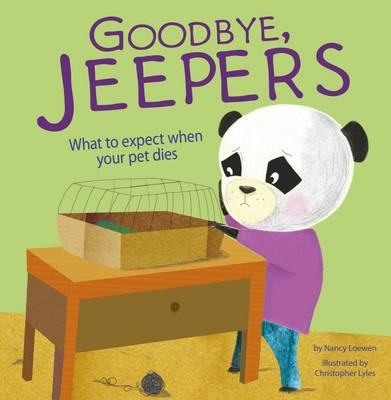 Good-bye, Jeepers by Nancy Loewen