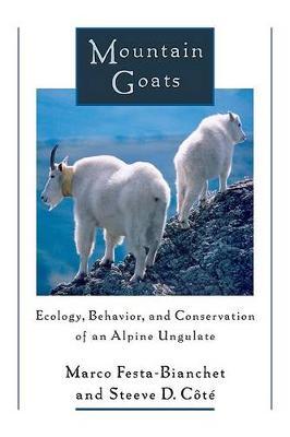 Mountain Goats by Marco Festa-Bianchet