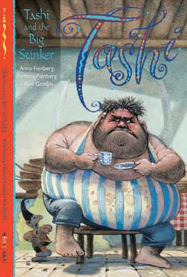 Tashi and the Big Stinker by Anna Fienberg
