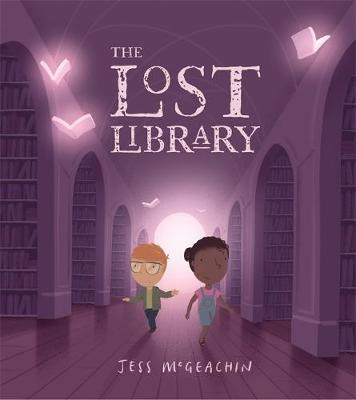 The Lost Library by Jess McGeachin