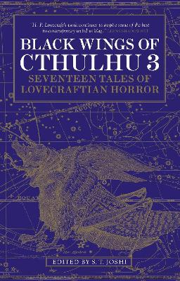 Black Wings of Cthulhu by S. T. Joshi
