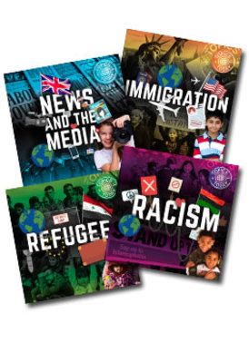 Topics Today Set of 4 Books book