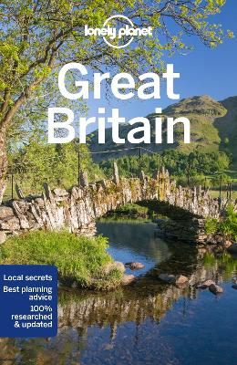 Lonely Planet Great Britain book