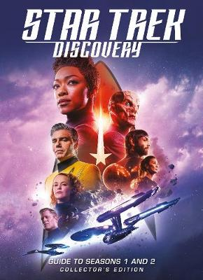 The Best of Star Trek: Discovery by Titan Magazines