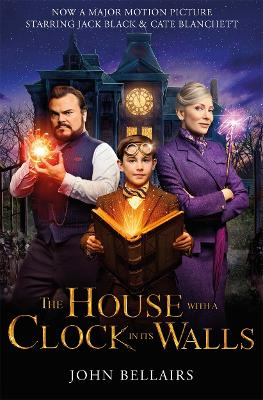 The House With a Clock in Its Walls book