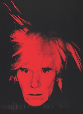 Andy Warhol by Gregor, Yilmaz Muir, Dziewior
